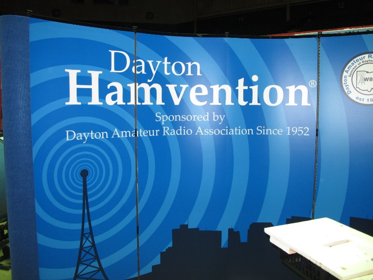 Dayton 2014 welcome banner