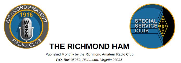 society telecomunications Richmond amateur